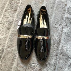 Zara | Patent Loafers - Size 11